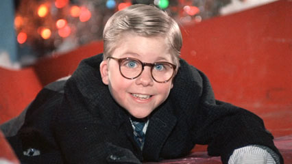 The kid from A Christmas Story